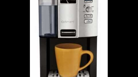 Cuisinart Dcc 3000 12 Cup Programmable Coffeemaker Reviews Problems Guides