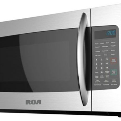 Rca Rmw1749 Ss 1 7 Cu Ft Over The